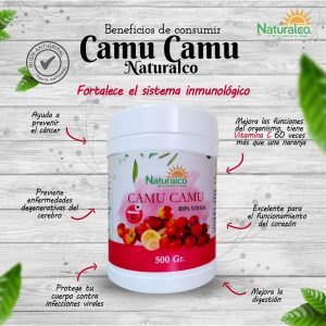 CAMU CAMU NATURALCO
