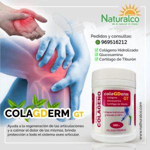 COLAGDERM GT, Colágeno Hidrolizado