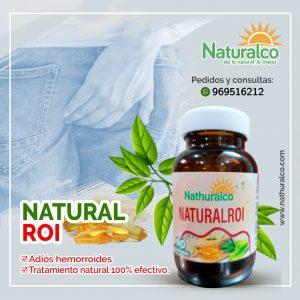 NaturalRoi para las Hemorroides